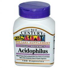 Пробиотик Ацидофилин, 100 капсул
