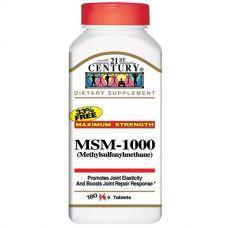Метилсульфонилметан МСМ-1000, 180 таблеток