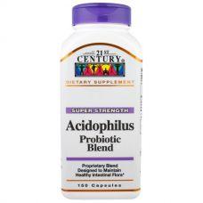 Ацидофилин, пробиотическая смесь, 150 капсул