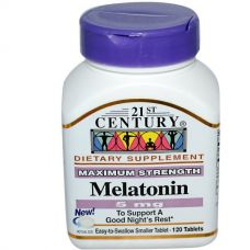 Мелатонин, 5 мг, 120 таблеток