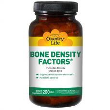 Фактор плотности костей с бором, 200 таблеток