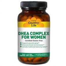Комплекс ДГЭА (дегидроэпиандростерона) для женщин, 60 капсул