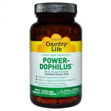 Пробиотик Power-Dophilus, 200 капсул