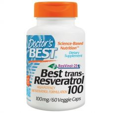 Ресвератрол, 100 мг, 60 капсул