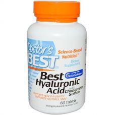 Гиалуроновая кислота с Хондроитин сульфатом, 60 таблеток