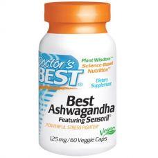 Ашваганда (Sensoril) 125 мг, 60 капсул