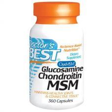 Глюкозамин Хондроитин МСМ, 360 капсул