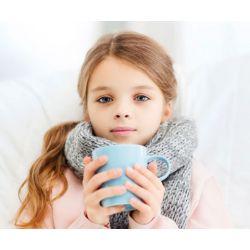 Предотвращение простуды и гриппа у детей
