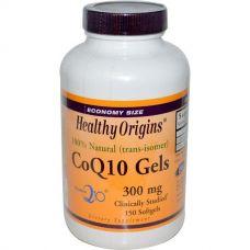 Гель коэнзим Q10 (Kaneka Q10), 300 мг, 150 капсул