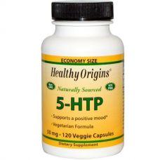 5-гидрокситриптофан, 50 мг, 120 капсул
