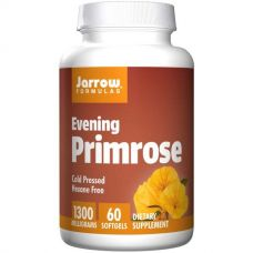 Масло вечерней примулы, 1300 мг, 60 капсул
