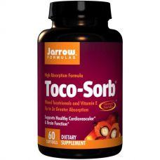 Токотринол Toco-Sorb и витамин Е, 60 капсул