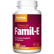 Витамин E, 60 капсул