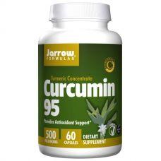Куркумин 95, 500 мг, 60 капсул