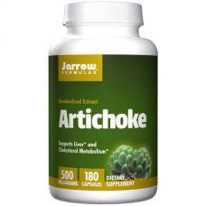 Артишок, 500 мг, 180 капсул