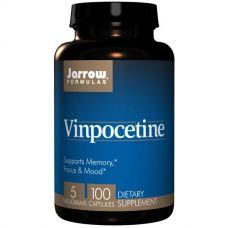 Винпоцетин для мозга, 5мг, 100 капсул