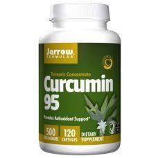 Куркумин 95, 500 мг, 120 капсул