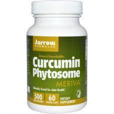 Фитосомы куркумина, 500 мг, 60 капсул
