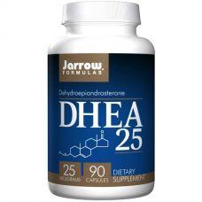 Дегидроэпиандростерон (DHEA, ДГЭА), 25 мг, 90 капсул