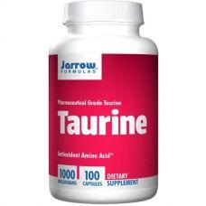 Таурин 1000 мг, 100 капсул