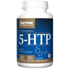 5-HTP (гидрокситриптофан), 50 мг, 90 капсул