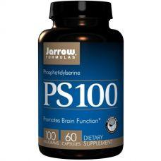 Фосфатидилсерин PS-100, 100 мг, 60 капсул