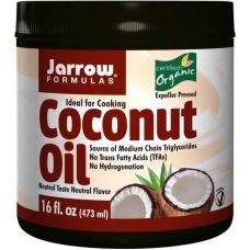 Органическое кокосовое масло, 473 г