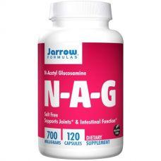 N-ацетилглюкозамин N-A-G, 700 мг, 120 капсул