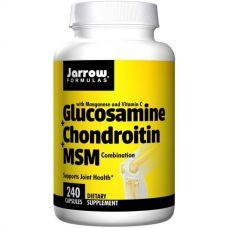 Глюкозамин  Хондроитин МСМ, 240 капсул