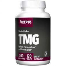 Триметилглицин TMG, 500 мг, 120 таблеток
