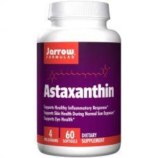 Астаксантин, 4 мг, 60 капсул