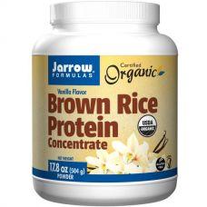 Рисовый протеин с ароматом ванили, 504 г