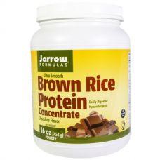 Рисовый протеин, шоколадный вкус, 454 г