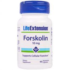 Форсколин, 10 мг, 60 капсул