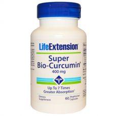 Супер био-куркумин, 400 мг, 60 капсул