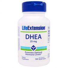 Дегидроэпиандростерон DHEA, 25 мг, 100 таблеток