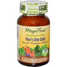 Мультивитамины и минералы для мужчин, без железа, 30 таблеток