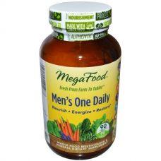 Ежедневные витамины для мужчин, без железа, 90 таблеток