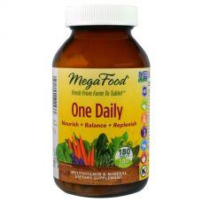 Мультивитамины One Daily, 180 таблеток