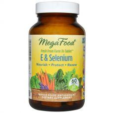 Витамин Е и Селен, 60 таблеток