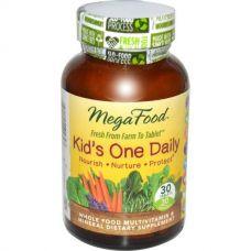 Витамины для детей, Kid's One Daily, 30 таблеток