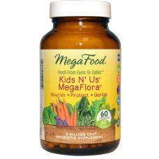 Пробиотики для детей, 60 капсул