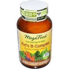Комплекс витаминов В для детей, 30 таблеток
