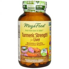 Куркумин, Turmeric Strength, 90 капсул