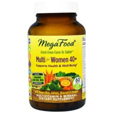 Мультивитамины для женщин 40+, 60 капсул