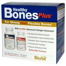 БиоСил для прочности костей из двух этапов
