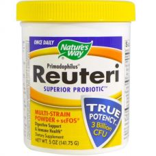 Пробиотики для детей Примадофилус Реутери, порошок, 141,75 г