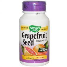 Экстракт грейпфрутовой косточки, 60 капсул