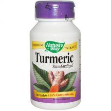 Куркума, 60 таблеток