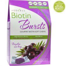 Ягоды Асаи Biotin Bursts, 30 конфет